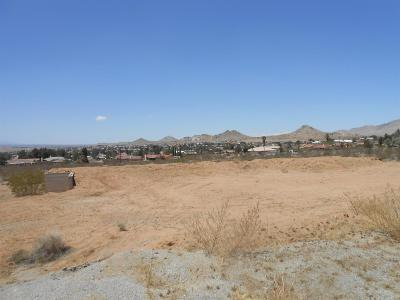 Apple Valley CA Residential Lots & Land For Sale: $53,900