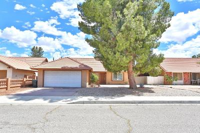 Adelanto Single Family Home For Sale: 10479 Zinfandel Drive