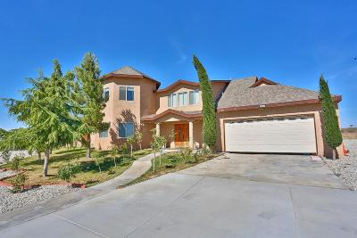 Pinon Hills Single Family Home For Sale: 12471 Pine Tree Road