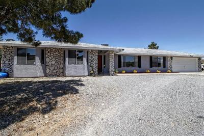 Hesperia Single Family Home For Sale: 12556 Silverwood Street