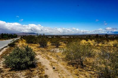 Apple Valley CA Residential Lots & Land For Sale: $97,000