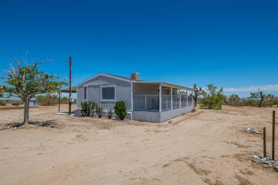 Phelan CA Single Family Home For Sale: $184,998