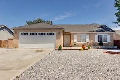 Adelanto Single Family Home For Sale: 10454 Peach Court