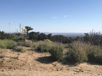 Pinon Hills Residential Lots & Land For Sale: Hillview Road