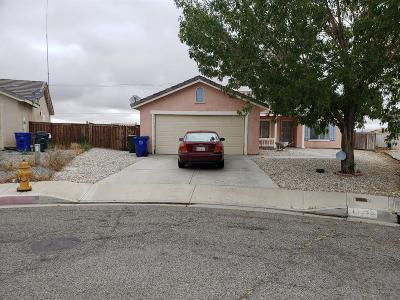 Adelanto Single Family Home For Sale: 14479 Harvard Court