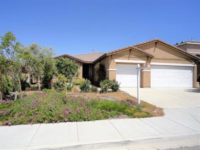Victorville Single Family Home For Sale: 12761 Ethan Street