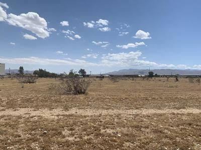 Hesperia CA Commercial Lots & Land For Sale: $80,000