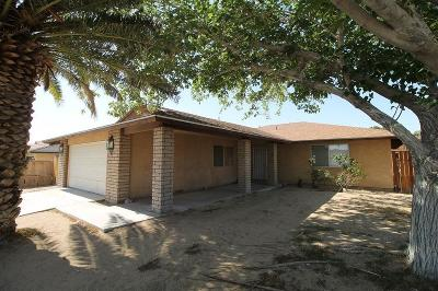 Barstow Single Family Home For Sale: 560 Stanford Drive