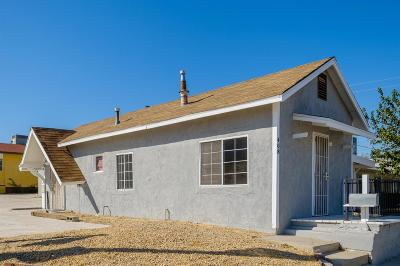 Barstow Single Family Home For Sale: 408 Pioneer Street