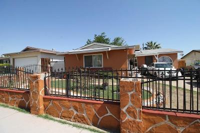 Barstow Single Family Home For Sale: 1613 Sunset Street