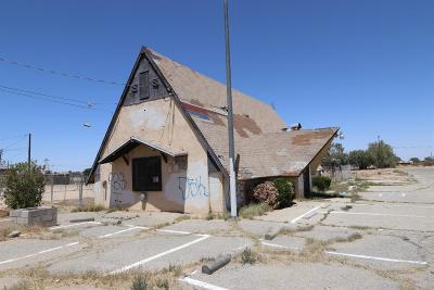 Adelanto Commercial For Sale: 11762 Hardy Avenue