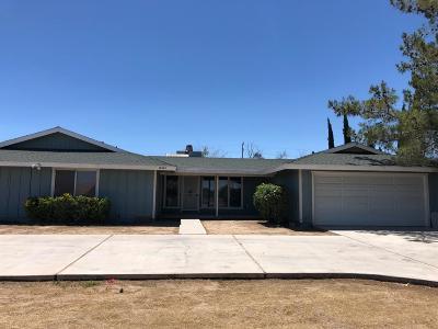 Hesperia Single Family Home For Sale: 18355 Main Street