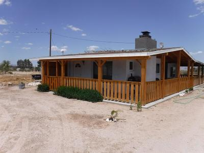 Lucerne Valley Single Family Home For Sale: 35220 El Dorado Street