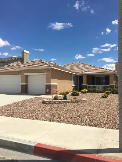 Adelanto Single Family Home For Sale: 11215 Costello Drive