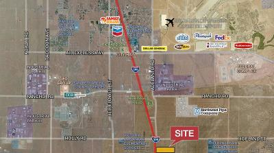 Victorville CA Commercial Lots & Land For Sale: $475,000