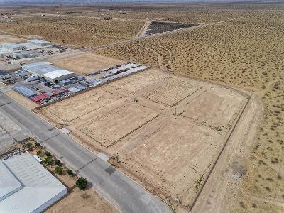 Adelanto Commercial Lots & Land For Sale: 16630 Beaver Road
