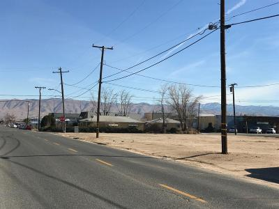 Hesperia CA Commercial Lots & Land For Sale: $39,000