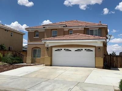 Hesperia Single Family Home For Sale: 14072 Gold Street