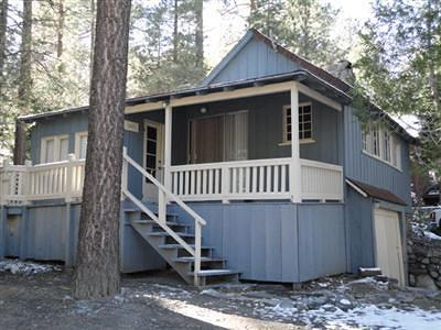 Wrightwood Single Family Home For Sale: 1497 Twin Lakes Road