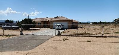 Hesperia Single Family Home For Sale: 16173 Olive Street