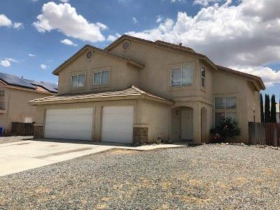 Victorville Single Family Home For Sale: 14395 Tawney Ridge Lane