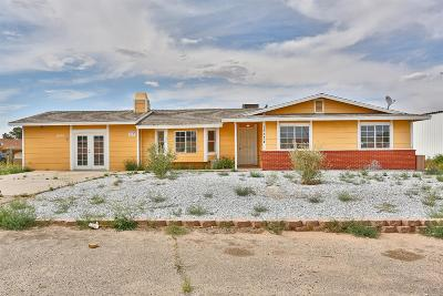 Victorville Single Family Home For Sale: 15574 Bear Valley Road