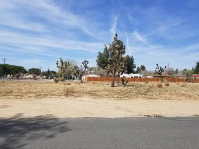 Apple Valley CA Residential Lots & Land For Sale: $49,000