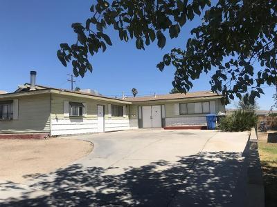 Barstow Single Family Home For Sale: 1233 E Navajo Street