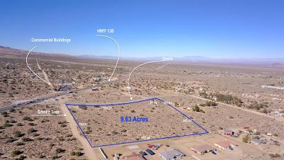 Pinon Hills Residential Lots & Land For Sale: Smoketree Road