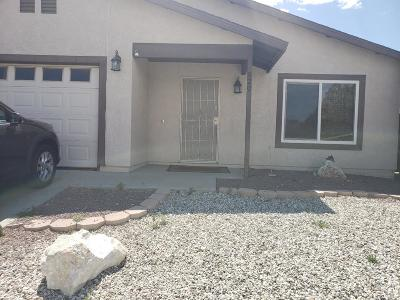 Barstow Single Family Home For Sale: 920 Chateau Way