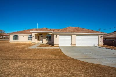 Hesperia Single Family Home For Sale: 6860 Summit Valley Road