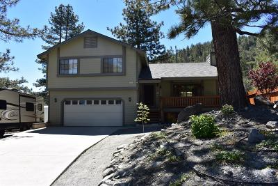 Wrightwood Single Family Home For Sale: 5226 Desert View Drive