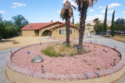 Hesperia Single Family Home For Sale: 8139 Peach Avenue