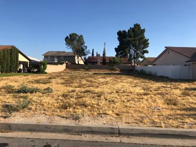 Victorville CA Residential Lots & Land For Sale: $80,000