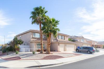 Victorville Single Family Home For Sale: 14799 Ladybird Lane