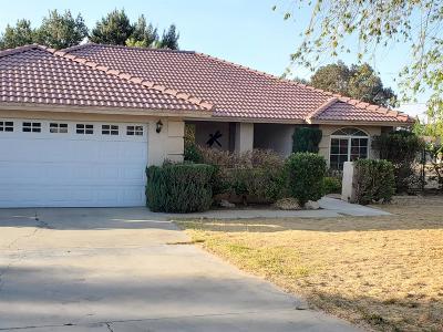 Hesperia Single Family Home For Sale: 14624 Appleton Street