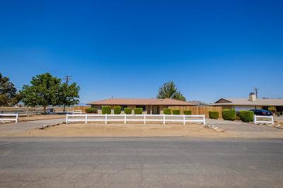 Apple Valley CA Single Family Home For Sale: $260,000