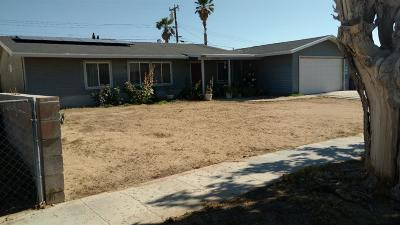 Barstow Single Family Home For Sale: 25595 3rd Street