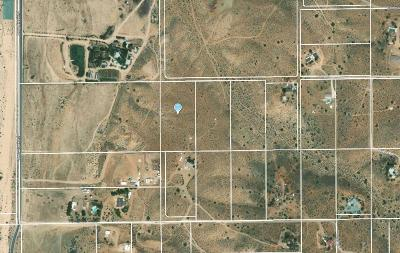 Apple Valley CA Residential Lots & Land For Sale: $35,000