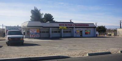 Apple Valley CA Commercial For Sale: $750,000