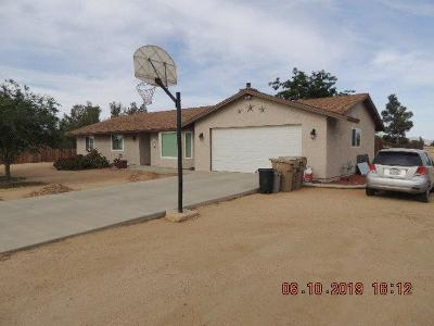 Hesperia Single Family Home For Sale: 11559 2nd Avenue