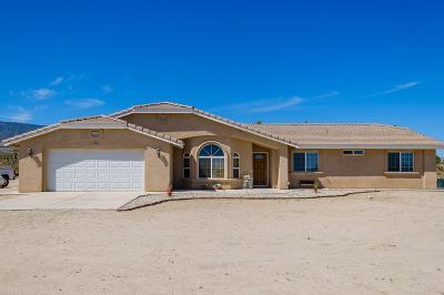 Pinon Hills Single Family Home For Sale: 12170 Alta Vista Road