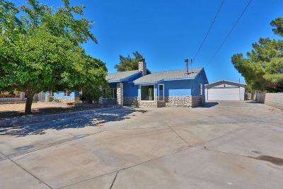 Hesperia Single Family Home For Sale: 7468 Lyons Avenue