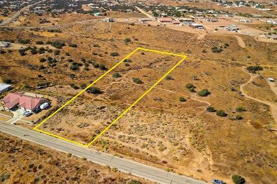 Oak Hills Residential Lots & Land For Sale: Joshua Road