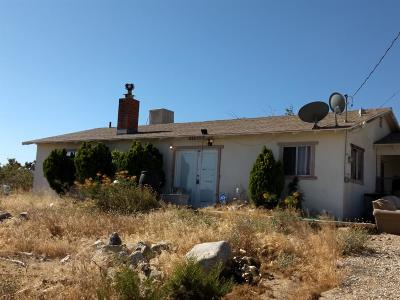 Lucerne Valley Single Family Home For Sale: 32411 Sapphire Road
