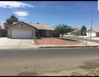 Adelanto Single Family Home For Sale: 15484 Pearmain Street