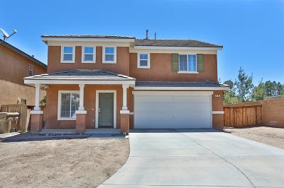 Hesperia Single Family Home For Sale: 9449 Mandarin Court