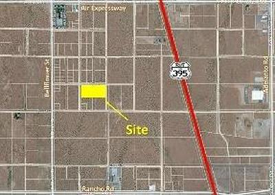 Adelanto CA Residential Lots & Land For Sale: $150,000