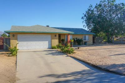 Hesperia Single Family Home For Sale: 18775 Rocksprings Road
