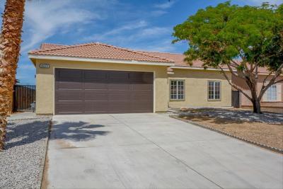 Adelanto Single Family Home For Sale: 14654 Allison Street
